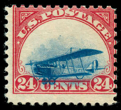 momen: US Stamps #C3 Airmail Unused Grounded Plane