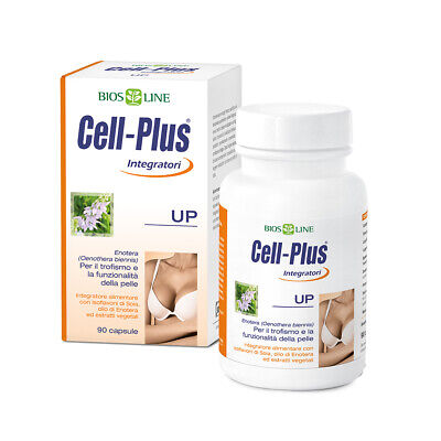 Cell Plus Up Rassoda E Elasticizza Il Seno 90 Capsule