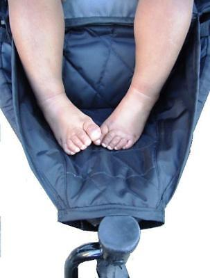 Foot pad / Foot rest fit for Phil+Teds PUSHCHAIR
