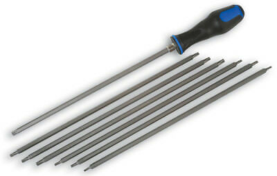 SECURITY ( WITH HOLE ) Torx Screwdriver Set EXTRA LONG 300mm