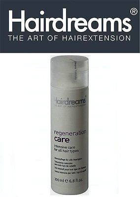 (€7,82/100ml) HAIRDREAMS Regeneration Care Haarkur Extensions 200ml