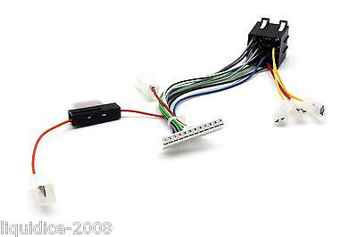 CT21PN01 Pioneer 12 Pin to ISO Headunit Power Lead