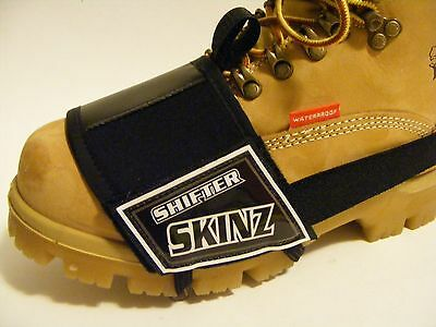 New rated #1 Skinz motorcycle gear shifter shoe protector boot protectors r1 r6