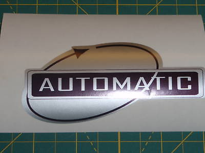 Lambretta Electronic Style Auto Sticker Ts,rb,gp,sx,tv