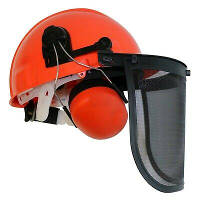 Complete Safety Helmet Chainsaw Brush Cutter Lawn Mower