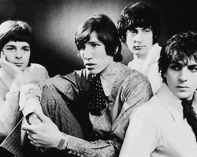 Pink Floyd  8 X 10 Black & White  Photograph