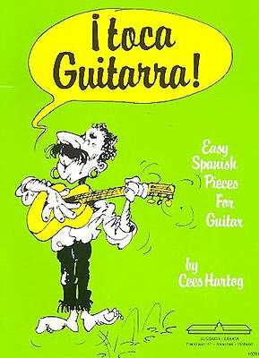 Cees Hartog - I Toca Guitarra - Easy Spanish Pieces