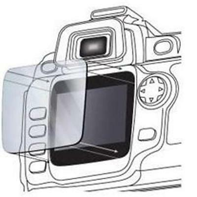 """3x 2.7"""" LCD Screen Protector for Samsung WB35F Canon IXUS145 Casio EX-ZS35"""