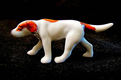 Vtg Porcelain Pointer Made In Germany Great Cond