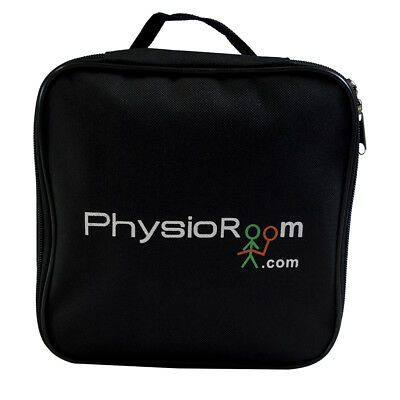 PhysioRoom Mini First Aid Kit - Car, Travel, Sports, Medical Bag(Empty), Compact