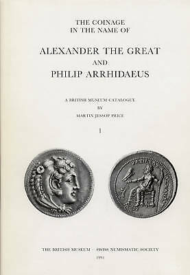 Pfj - Price: Coinage In The Name Of Alexander The Great