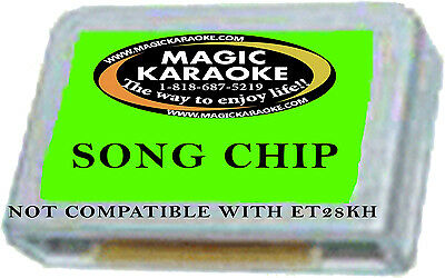 ENTERTECH MAGIC SING MIC Leadsinger Tagalog 6 Chip