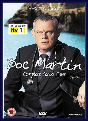Doc Martin  - Complete Series 4  Brand New & Sealed Dvd