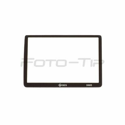 GGS Glass LCD Screen Protector for CANON 550D T2i