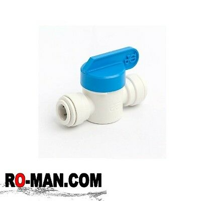 JOHN QUEST Pipe Fittings - 1/2 inch Ball Valve