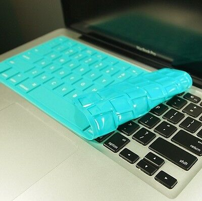 SL TEAL Keyboard Cover Skin for NEW Macbook Pro 13 15