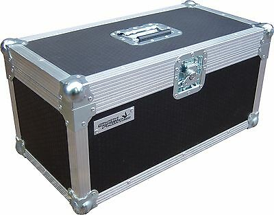Russian Doll Size 2 Swan Flight Case Road Cable Trunk (Hex)
