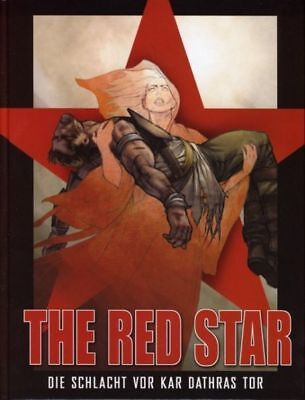 THE RED STAR # 1 ( Cross Cult Hardcover ) NEUWARE