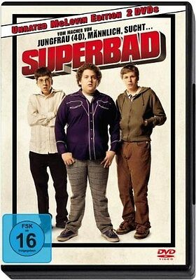 SUPERBAD (unrated Edt.) Seth Rogen, Jonah Hill OVP