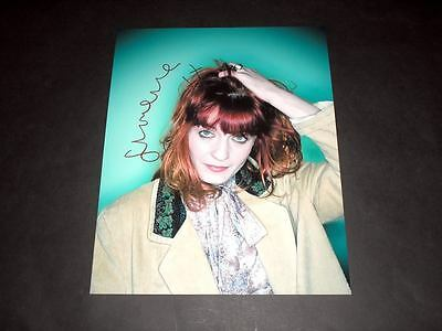 """Florence And The Machine Pp Signed 10""""x8"""" Photo Repro"""