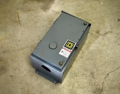 Square D 60 amp Lighting Contactor 8903SP04
