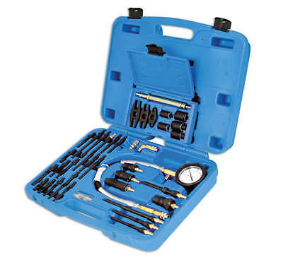 Laser Tools Professional Diesel Engine Compression Master Test Tester Tool Kit