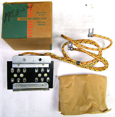 1953 to 1954 Accessory Junction Block