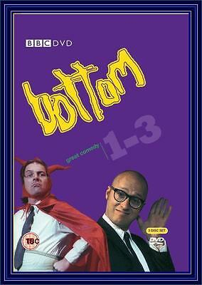Bottom - Complete Bbc - Complete Series 1 2 & 3 *** Brand New Dvd****