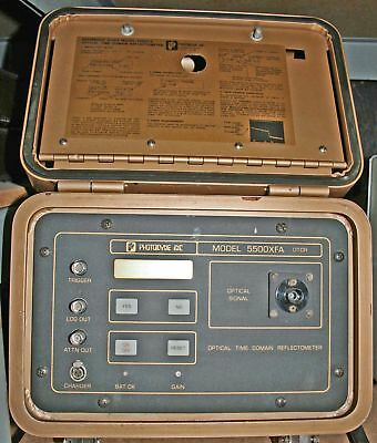 PhotoDyne Optical Time Domain Reflectometer 5500XFA