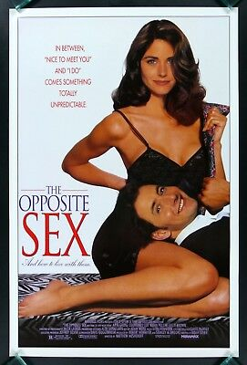 The Opposite Sex * 1Sh Courtney Cox Movie Poster 1992
