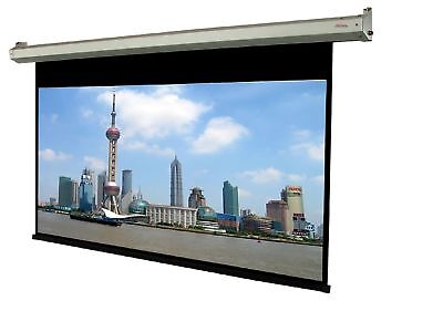 "New 92"" 16:9 Remote Control Electric Projection Screen"