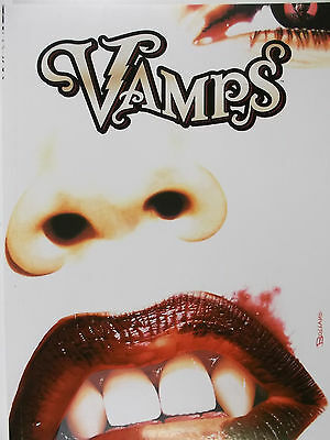 VERTIGO Select Band 14: VAMPS ( Panini 2011 ) NEU