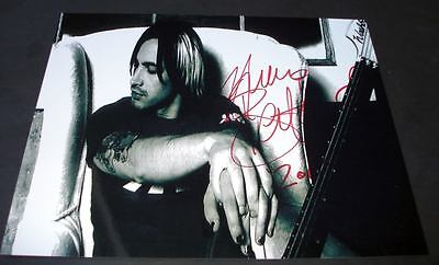 "Nuno Bettencourt Pp Signed 10X8"" Photo Repro Extreme"