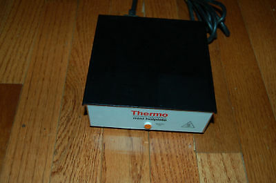 Thermo  Shandon  hotplate  hot plate  mini  Fisher