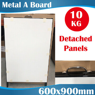 Metal A Frames Signs Double Sided A Boards A Boards 600x900mm Whiteboard surface