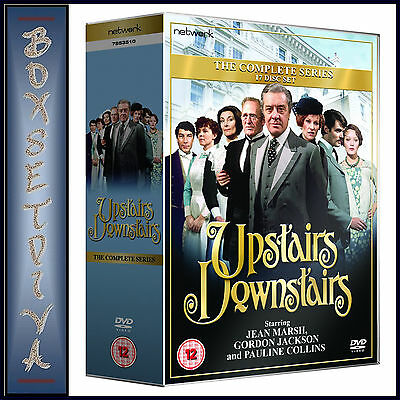 Upstairs Downstairs - Complete Series Collection - **Brand New Dvd**