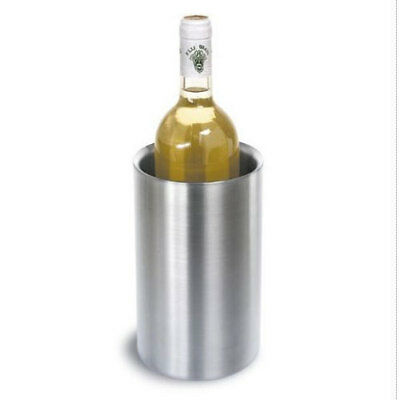 BLOMUS Double-Walled Bottle Cooler Bar Service Stainless Steel Wine Chiller