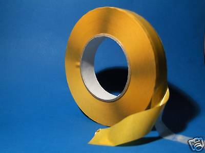 50m x 18mm Double sided tape Ideal Mounting Artwork