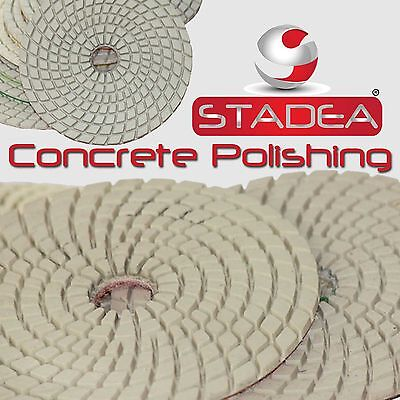 Concrete Polishing Pads Kit Sanding Discs Diamond Pads For Concrete Polishing