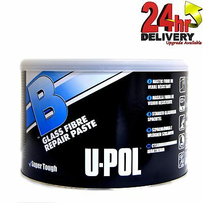 U-POL B Glass Fibre Bridging Compound No.2 1L UPOL