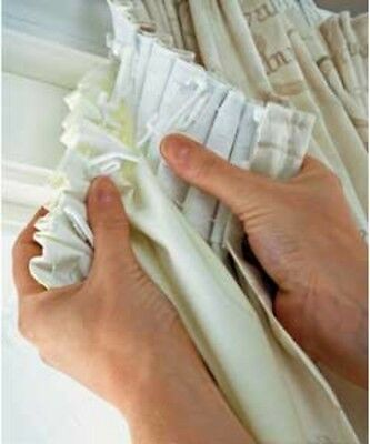 Src Blackout Curtain Linings Lining , 9 Sizes , Easy Fit, Thermal