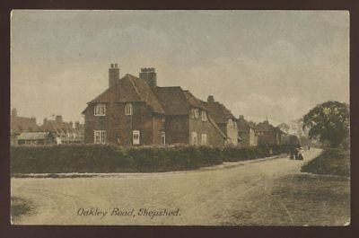 Leicestershire SHEPSHED Oakley Road PPC