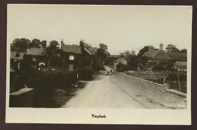 Leicestershire TWYFORD early RP PPC