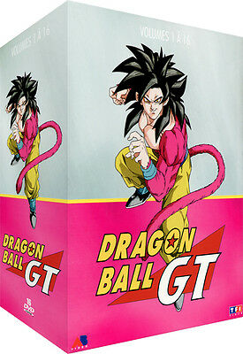 ★ Dragon Ball GT ★ Intégrale Collector 16 DVD