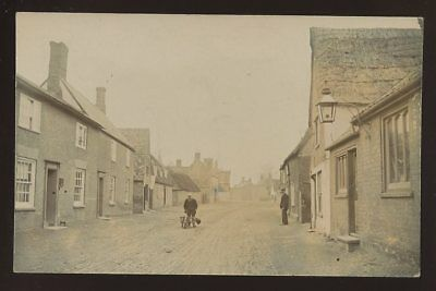 Cambs TOFF Early village scene RP PPC