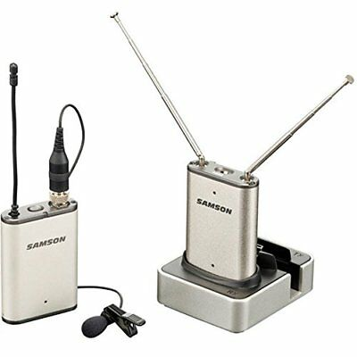 Samson Airline Micro Camera Wireless Microphone (Channel N3)