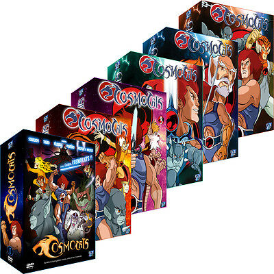 ★ Cosmocats ★ Intégrale - Pack 24 DVD