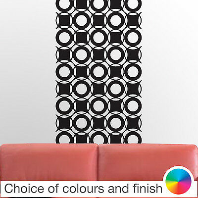 Retro Wallpaper Pattern 3 Home Decor Bedroom Living Room Kitchen Decal