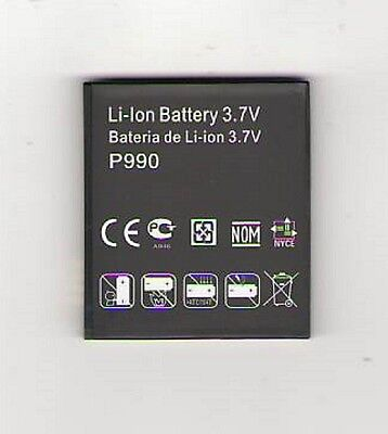 Lot 10 New Battery For Lg P990 P999 G2X Optimus 2X Tmob