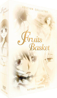 ★ Fruits Basket ★ Intégrale Collector 5 DVD